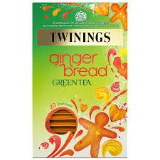 Twinings Green Tea & Gingerbread